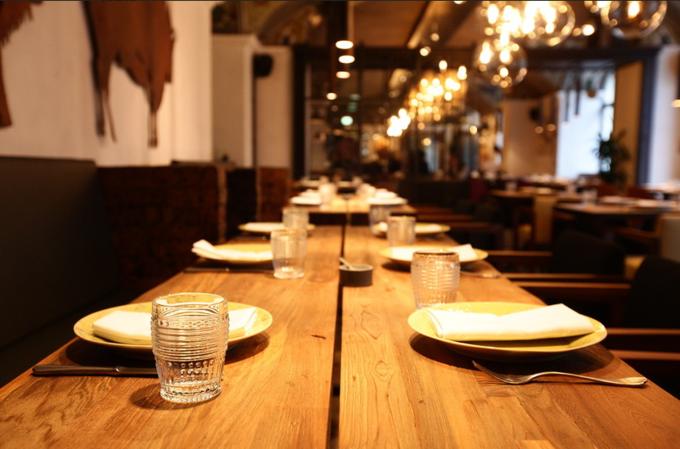 Аркадий Новиков открыл мясной ресторан «Рыбы нет». Изображение № 3.