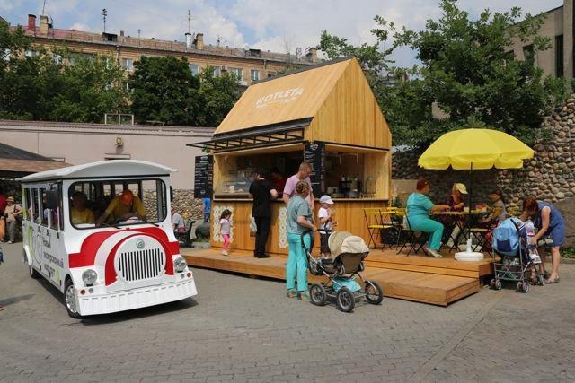 В Московском зоопарке открывается кафе Kotleta. Изображение № 1.