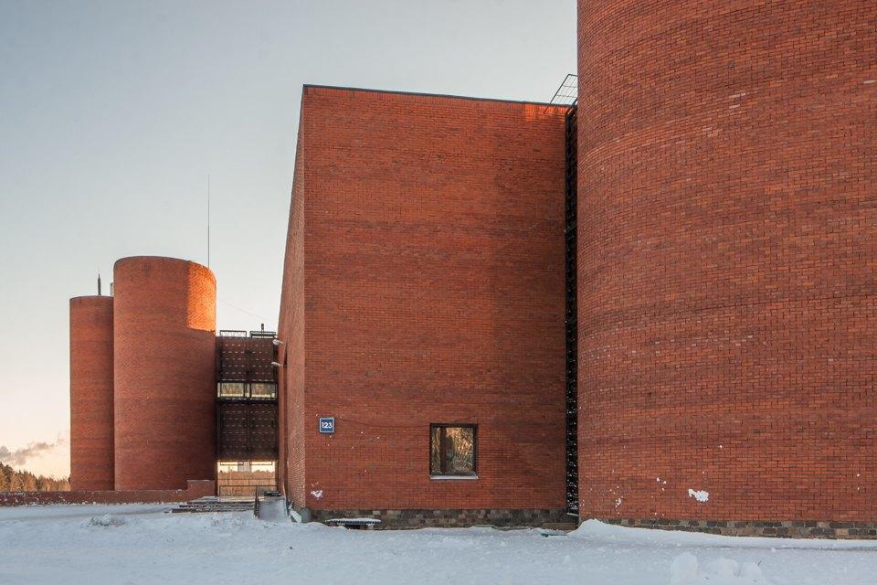 Архитектор Михаил Князев — оПалеонтологическом музее . Изображение № 9.