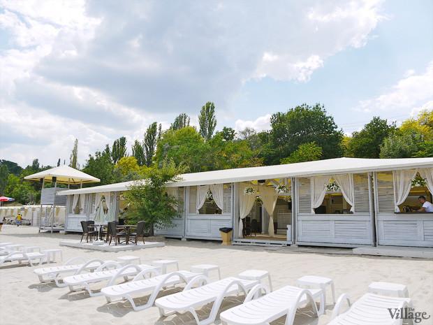 На песке: 5 пляжных клубов Одессы. Зображення № 39.