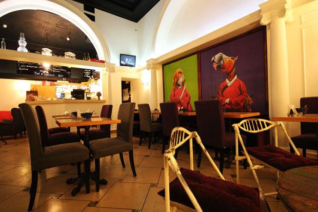 Вторая кофейня Coffee Room открылась на«Горьковской». Изображение № 1.