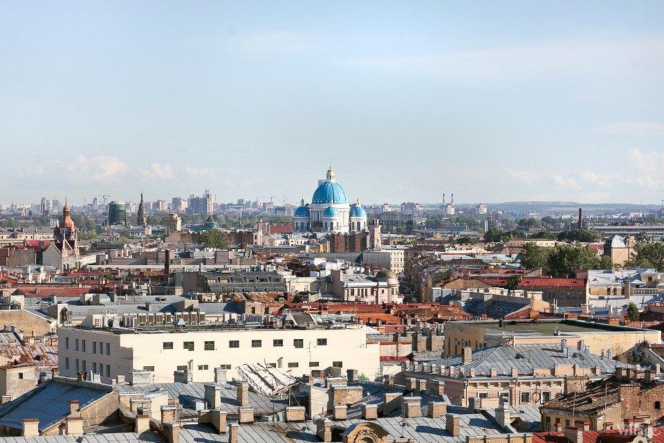 6 смотровых площадок Петербурга. Изображение № 17.