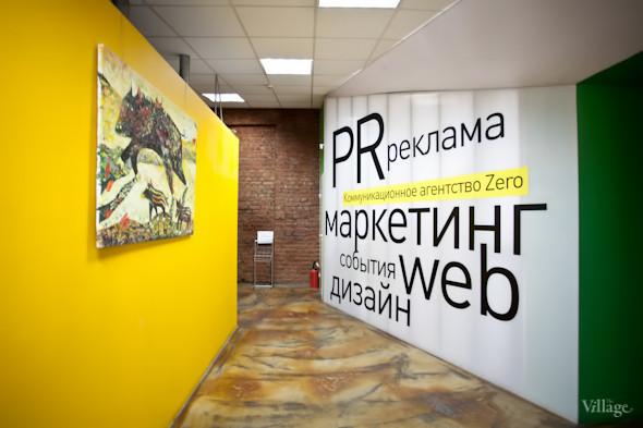Офис недели: коммуникационное агентство Zero (Петербург). Изображение № 3.