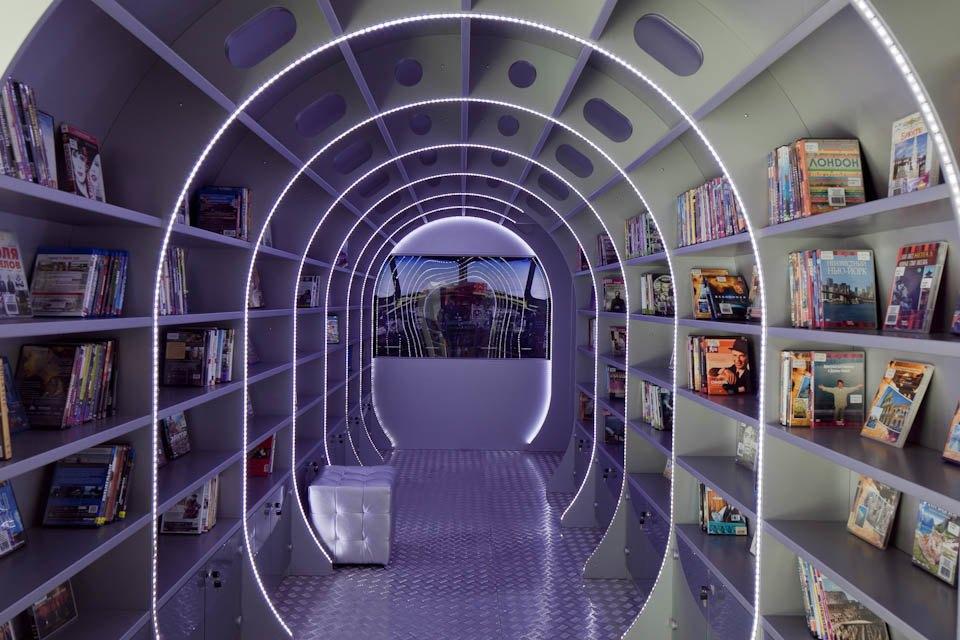 Как выглядит самая модная библиотека Петербурга М-86. Изображение № 19.