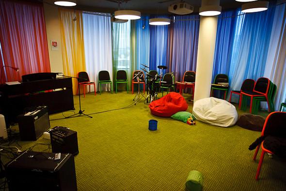 Офис недели: Google (Петербург). Изображение № 19.