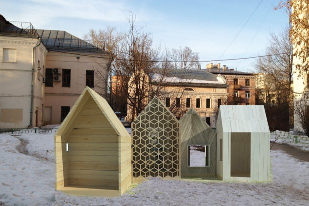 «ПроФОРМА»: 20 идей малых объектов городской среды. Изображение № 28.
