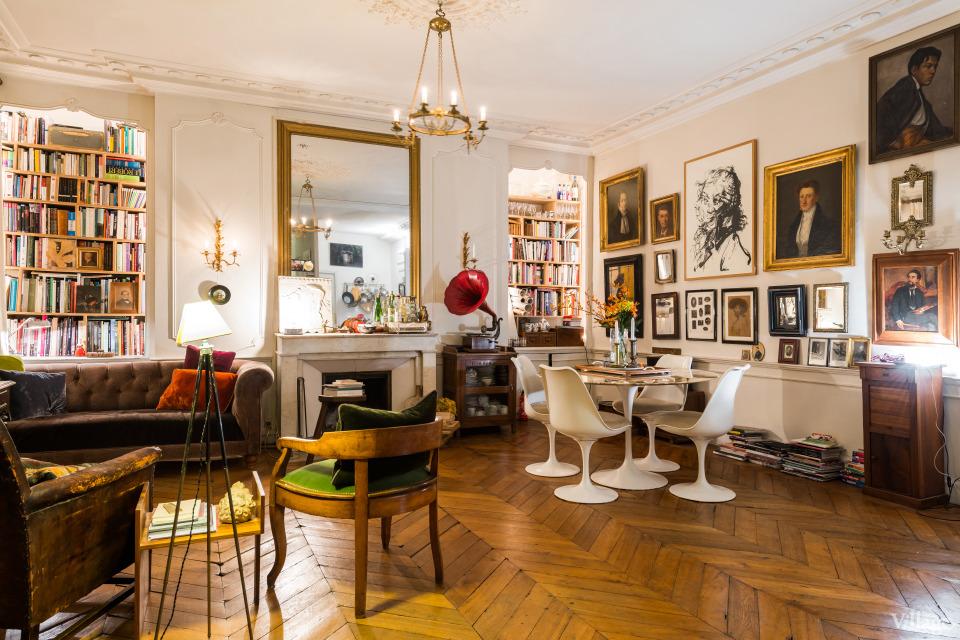 Квартиры мира: Париж. Изображение №2.