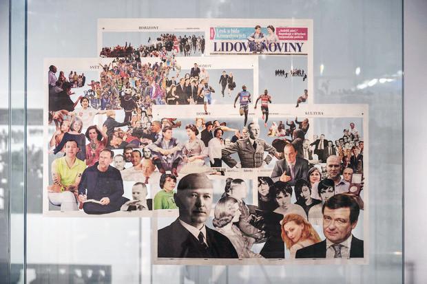 В PinchukArtCentre выставили «Толпу» Жанны Кадыровой. Зображення № 2.