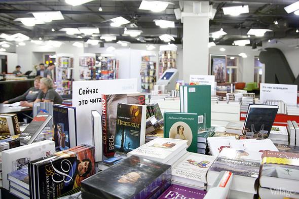 Новое место: Книжный магазин «Москва» на Воздвиженке. Изображение № 8.