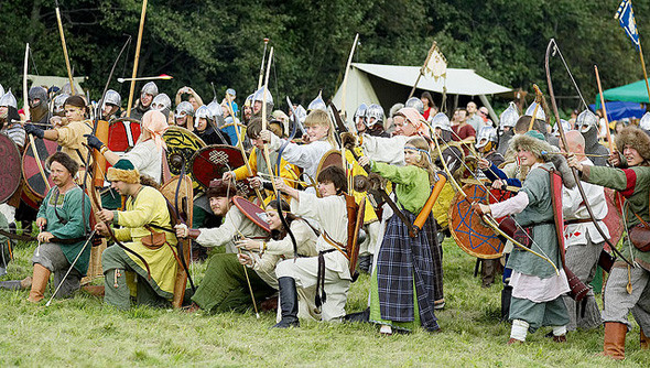 Туристов хотят завлечь в Москву историческими ролевыми играми. Изображение № 1.
