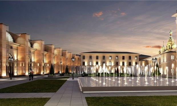 В здании Конюшенного ведомства начали продавать апартаменты. Изображение № 2.