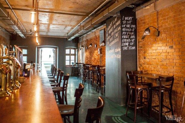 Новое место: Бар и ресторан George Best —закрылся. Изображение № 36.