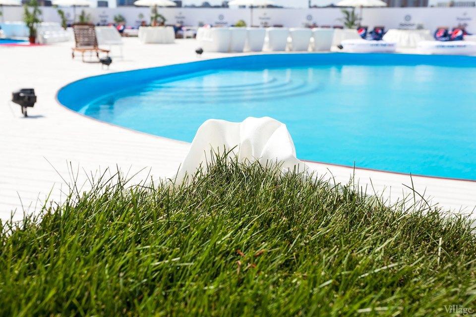 Фоторепортаж: Пляжный клуб на крыше Ocean Plaza . Изображение № 15.