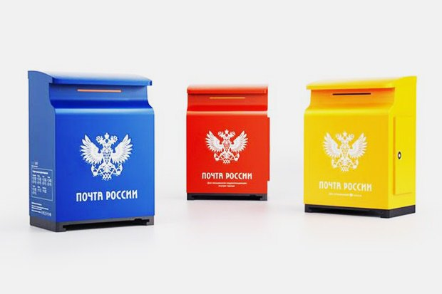 Новые почтовые ящики Москвы отСтудии Артемия Лебедева. Изображение № 1.