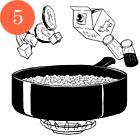 Рецепты шефов: Куриная грудка сперлотто и грибным соусом. Изображение № 7.