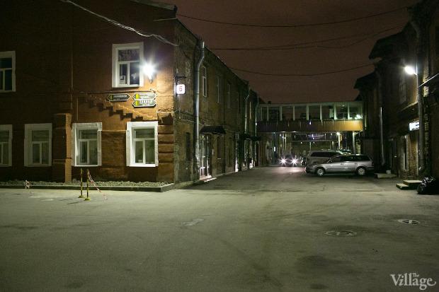 А у нас во дворе: Гидпозаведениям наЛиговском, 50. Изображение № 4.