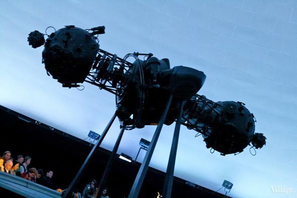 Atmasfera 360: Сферическое кино, игры на сенсорных панелях и шоколадные телескопы. Зображення № 5.