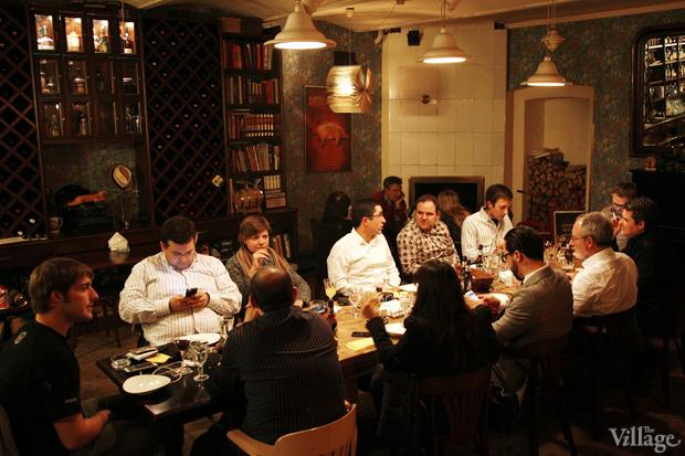 Испанская делегация в ресторане Delicatessen. Изображение № 3.
