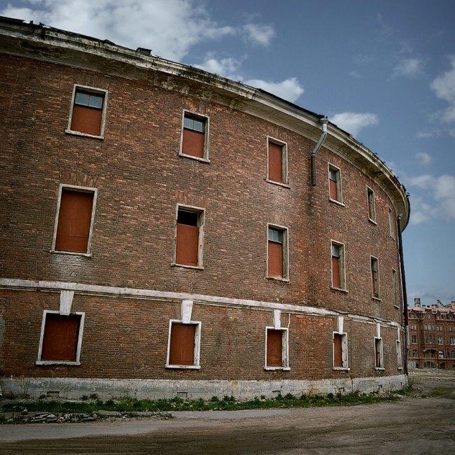 В новейшей Голландии откроют отреставрированную тюрьму «Бутылка»