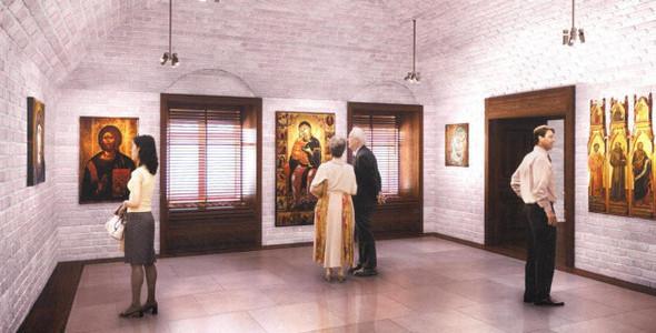 Пушкинский музей: Проект реконструкции. Изображение № 26.