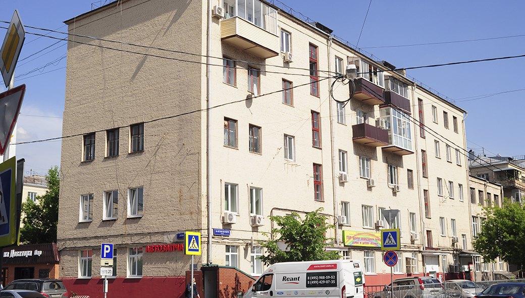 Второй рабочий городок между улицами Доватора и Ефремова. Изображение № 105.