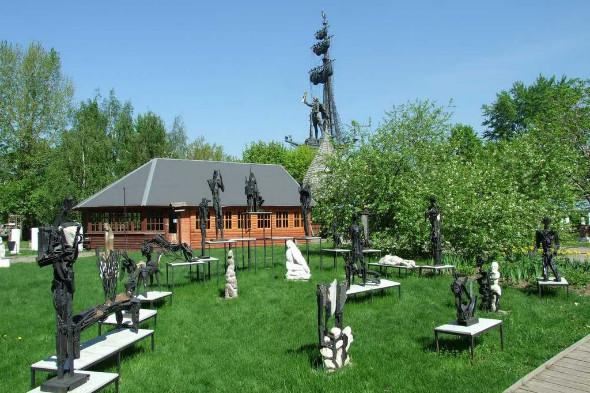 Парк «Музеон» ждет глобальная реконструкция. Изображение № 18.