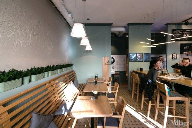 Новое место: Кафе-бар «Бюро». Изображение № 7.
