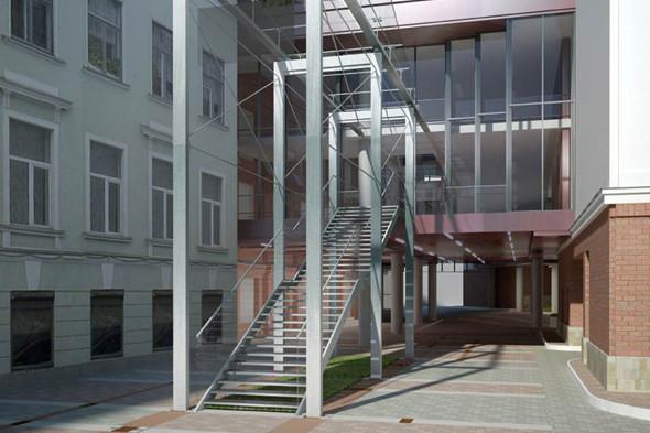 Экспериментальная сцена Александринского театра откроется весной 2013 года. Изображение №3.