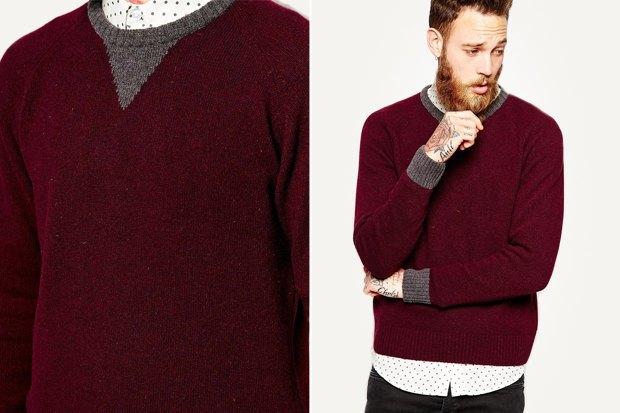Где купить мужской свитер: 9вариантов от2800 до42тысяч рублей. Изображение № 6.
