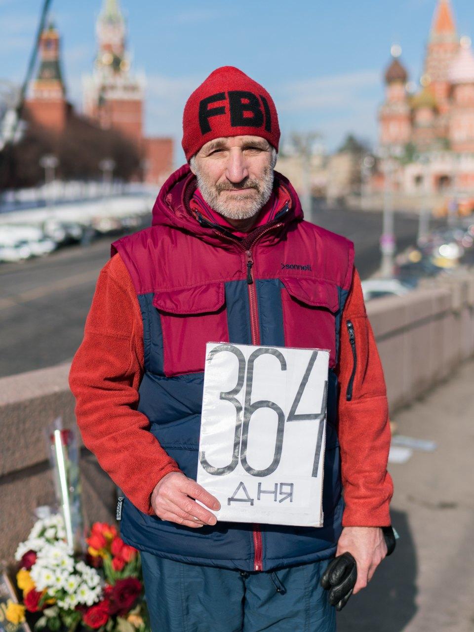 Защитники «Немцова моста» — освоих дежурствах, политике ичувстве долга. Изображение № 5.