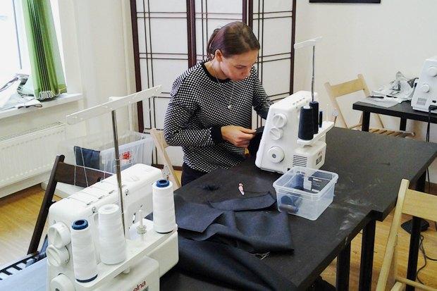 5курсов, где учат шить, кроить иконструировать. Изображение № 9.