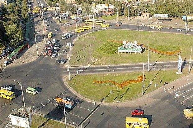На Ленинградской площади построят трёхуровневую развязку. Зображення № 1.