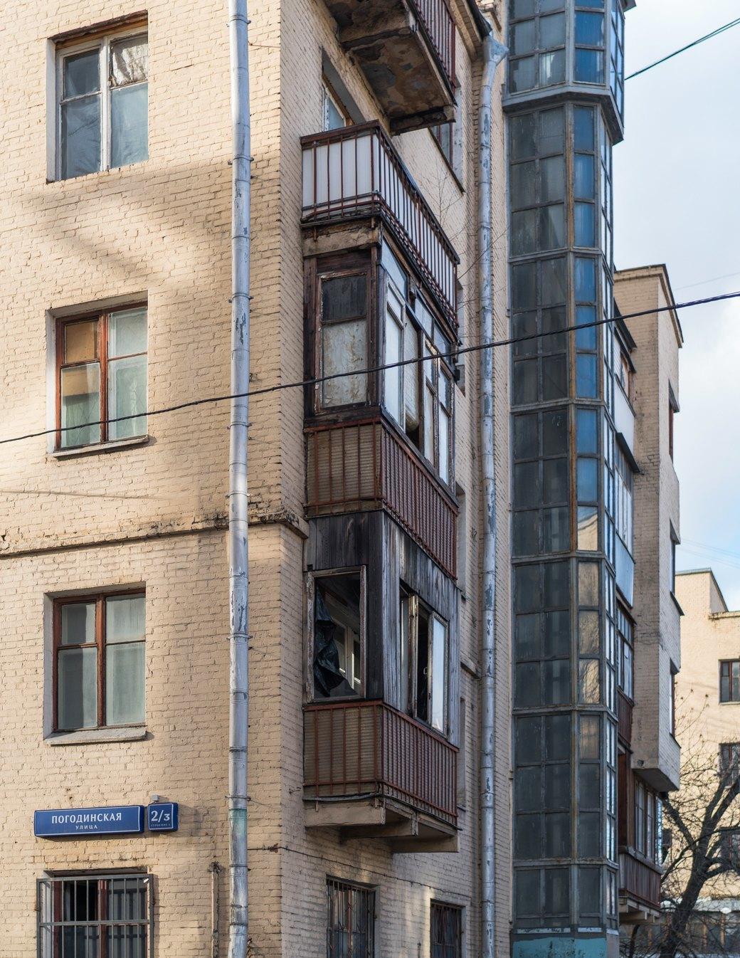 Спасти и сохранить: Нуженли Москве квартал «Погодинская». Изображение № 6.