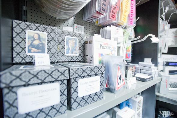 На Льва Толстого открылась лавка Артемия Лебедева «Шо за шоп». Изображение № 5.