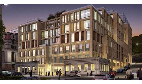 Владелец ЦУМа построит возле Андреевского спуска деловой центр. Изображение № 6.