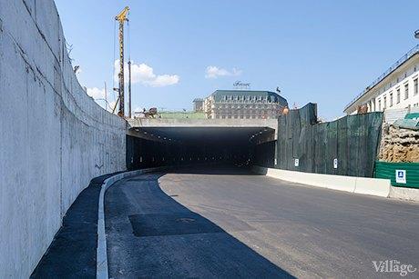 На Почтовой площади открыли движение по тоннелю. Изображение № 3.