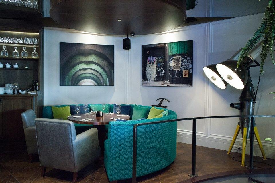 Ресторан американской кухни Tribeca. Изображение № 2.