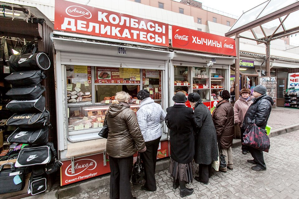 За базар в ответе: Как устроены 7 главных городских рынков. Изображение № 43.