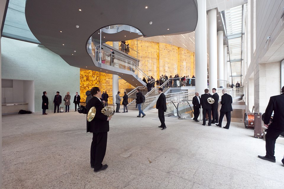Фоторепортаж: Вторая сцена Мариинского театра изнутри. Изображение № 16.