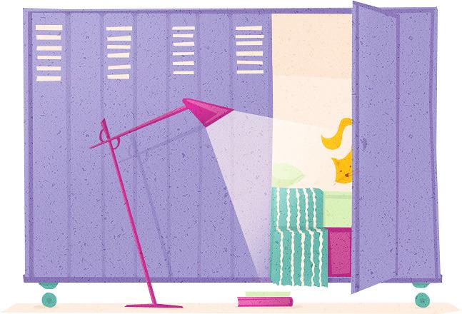 Домпросвет: Секреты уютной спальни. Изображение №14.