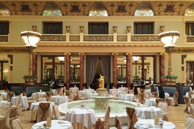 Ночь в отеле: Редакция The Village ищет лучшую гостиницу Москвы. Изображение № 8.