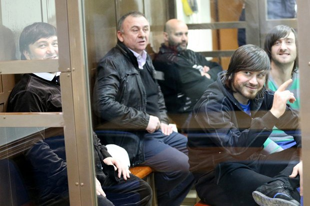 Киллера и организатора убийства Анны Политковской приговорили к пожизненному заключению. Изображение № 1.