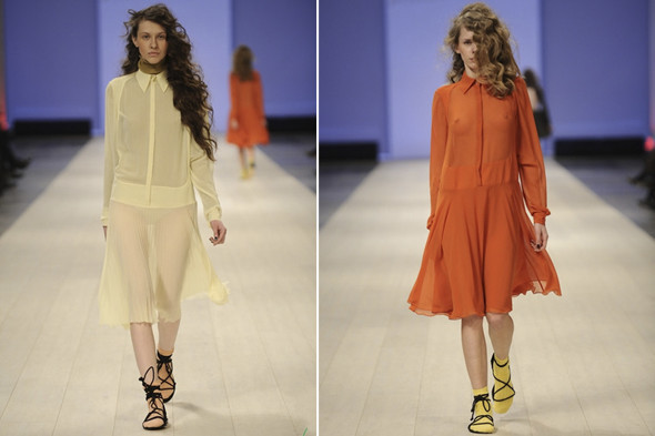 19 октября началась Неделя моды Mercedes-Benz Fashion Week Kiev. Изображение № 7.