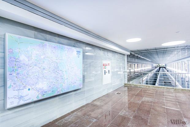 Фоторепортаж: В Киеве открыли новую станцию метро. Зображення № 15.