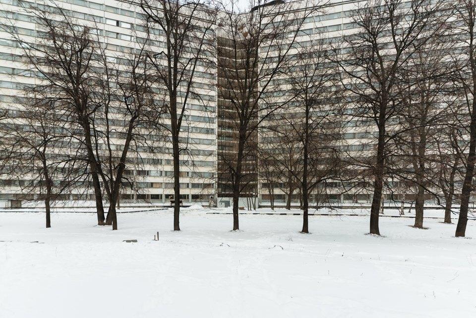 Мария Серова — о том, как появилось главное общежитие Москвы на улице Шверника. Изображение № 3.