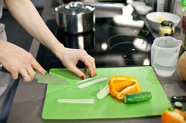 Шеф дома: Ростбиф-салат и тыквенная каша Мириам Сехон. Изображение № 49.