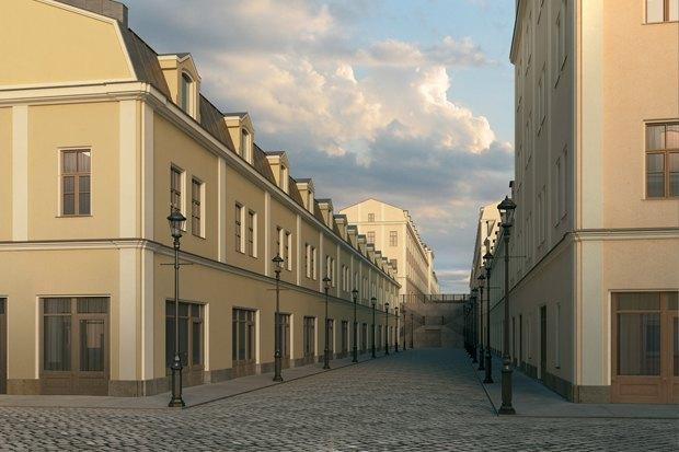 «Главстрой» продолжит реновацию Апраксина двора. Изображение № 4.