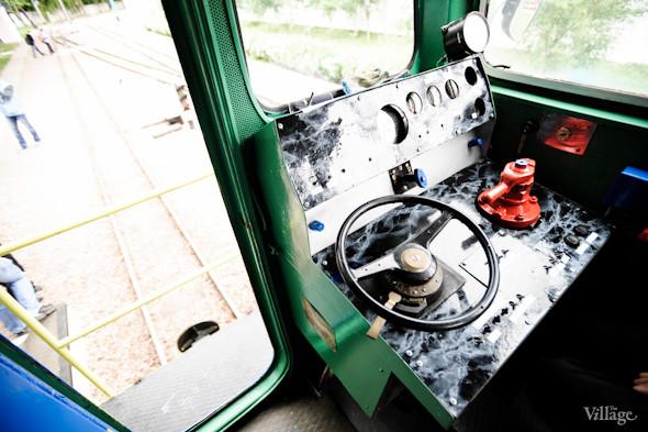 Фоторепортаж: В Киеве открылся сезон на детской железной дороге. Зображення № 23.