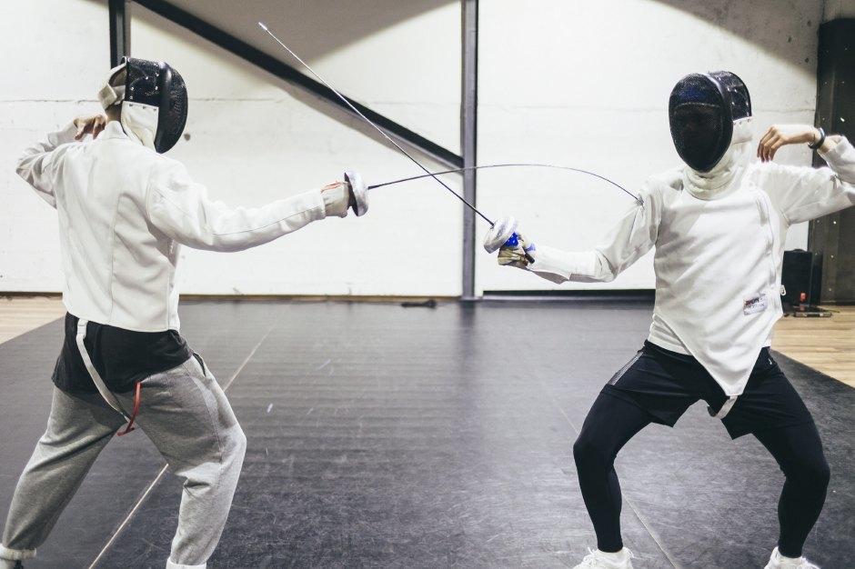 Эксперимент: Программист пробует фехтование, бокс и другие активности. Изображение № 13.