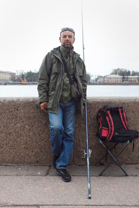 Люди в городе: Рыбаки Петербурга. Изображение № 25.